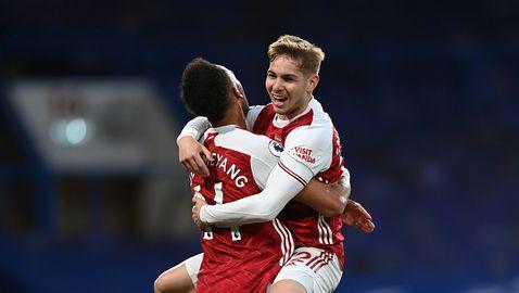 16' Челси - Арсенал 0:1