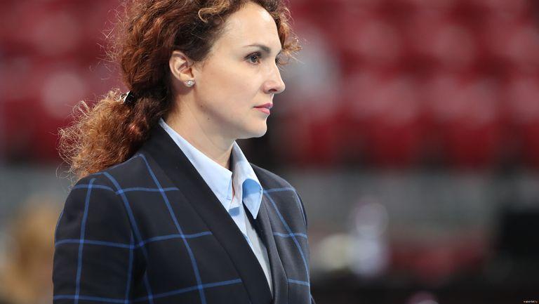 Мария Петрова: Нашите момичета са в много добра форма, щастливи сме от организацията
