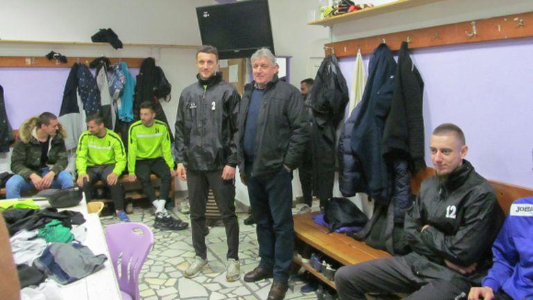 """Етър се раздели с един от героите на ЦСКА, но целта пред """"болярите"""" пак е Първа лига"""