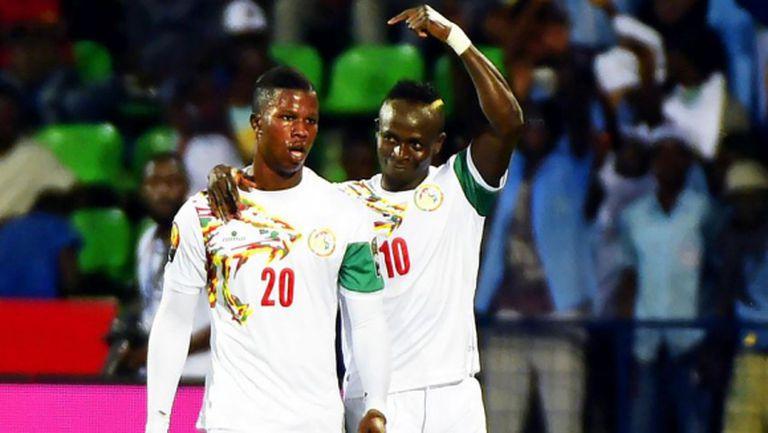 Сенегал с втора победа е на 1/4-финал (видео)