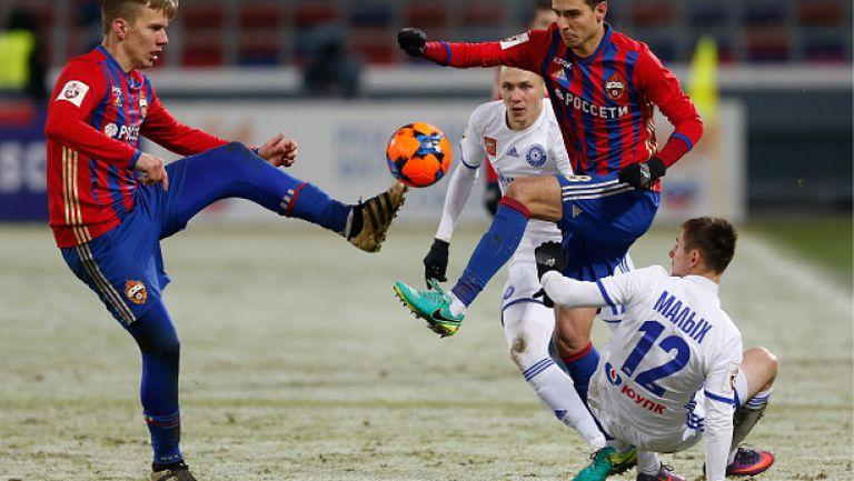 ЦСКА (Москва) - Оренбург 2:0