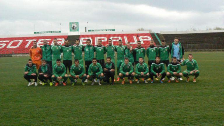 Ботев (Враца) разби лидера в Югозападна трета лига