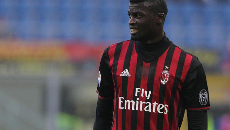 Уотфорд се уреди с нападател на Милан