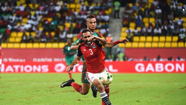 Инфарктна победа прати Египет на 1/2-финал на Купата на Африка (видео)