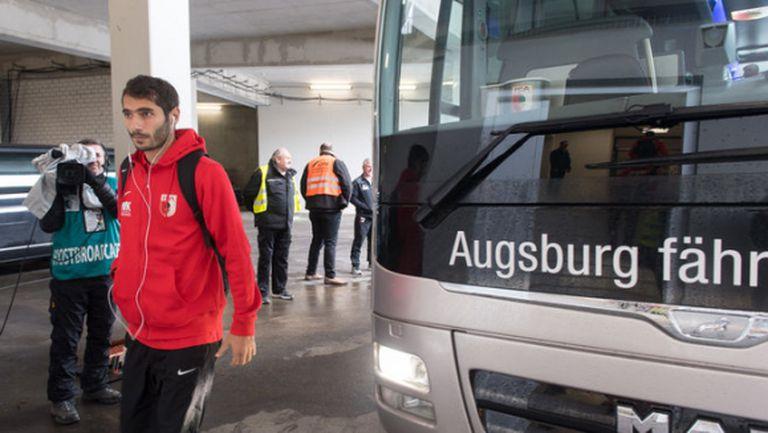 Футболист от Бундеслигата си смени смартфона заради треньора