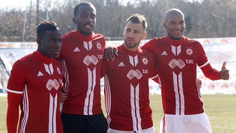 ЦСКА-София и с четирите нови попълнения за Черно море - Манолев е аут