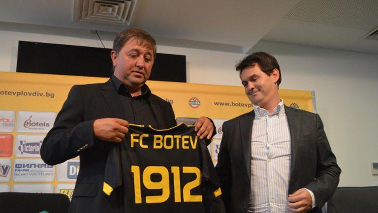 След оттеглянето на Самуилов: Палийски търси спонсори в чужбина