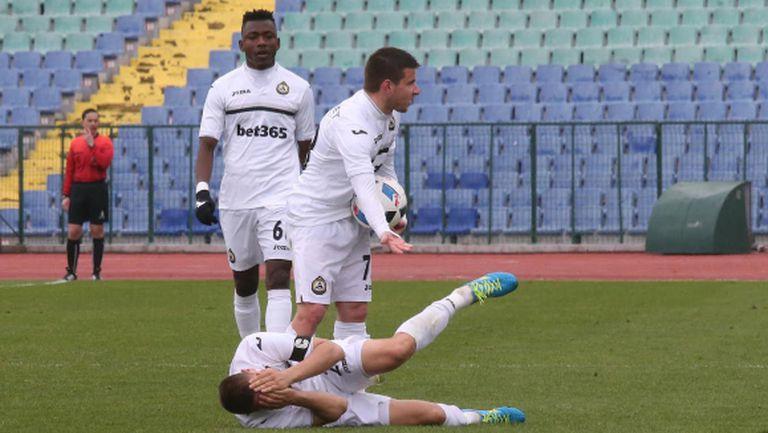 Фугата: Това не е първият красив гол на Минчев