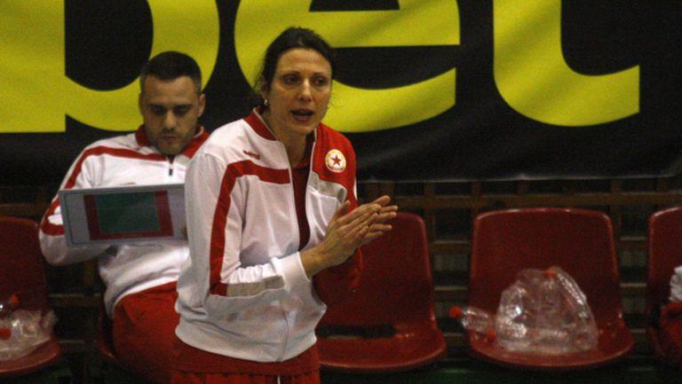 Юлия Иванова: Имаме шансове и за второто място...