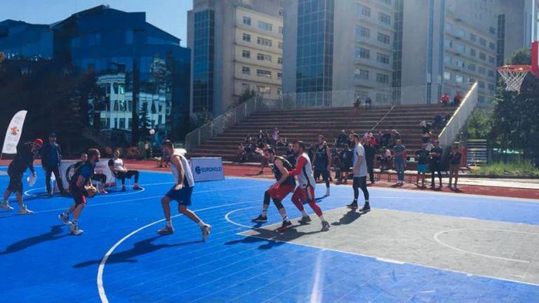 3х3 лятото в София започва на 26 юни