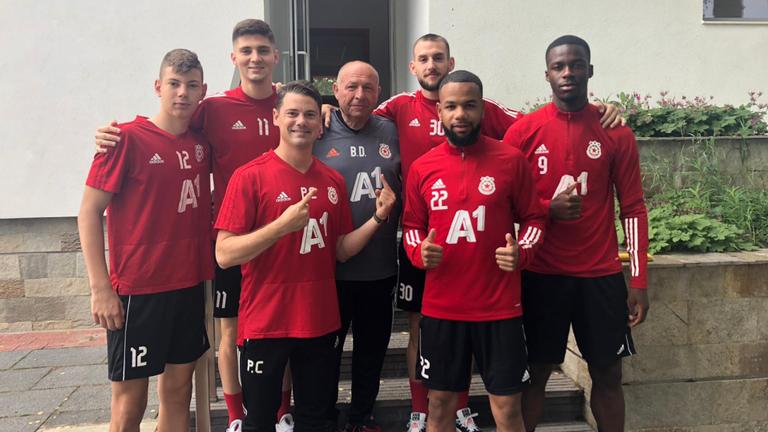 ЦСКА-София започна с трима нови, върна си и двама от Литекс