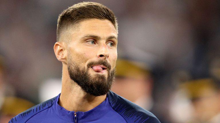 Жиру отвя Роналдо, Погба и Имобиле за най-горещ футболист на Евро 2020 🔥
