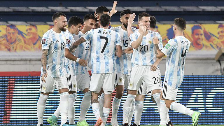 Аржентина обяви състава си за Копа Америка