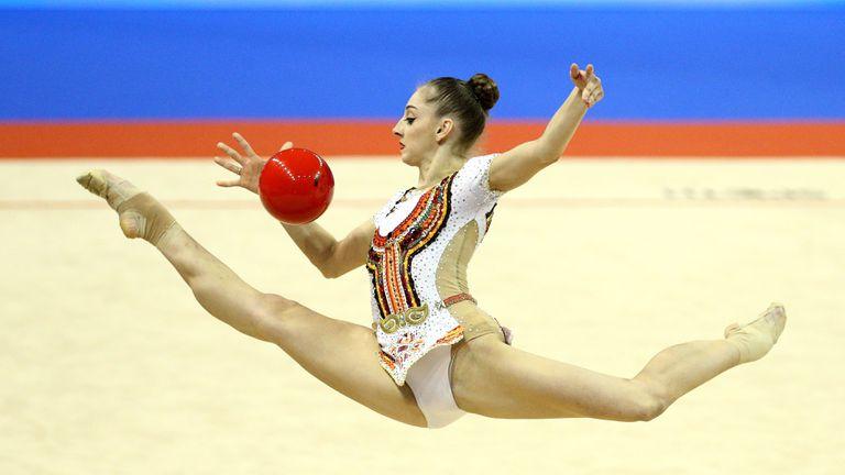Исторически медал! Боряна Калейн e европейска вицешампионка!