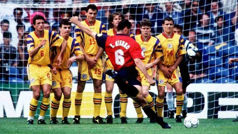 Румънците поискали премии, за да ни класират напред на Евро'96