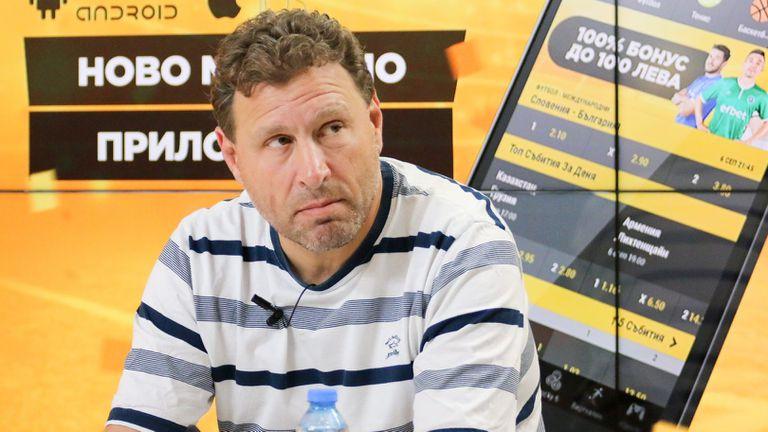 Вили Вуцов: Кому беше нужна тази идиотска година в Левски?