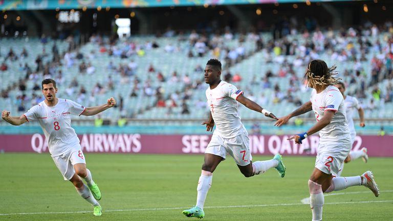 Уелс 0:1 Швейцария, Емболо прониза съперника (гледайте тук)
