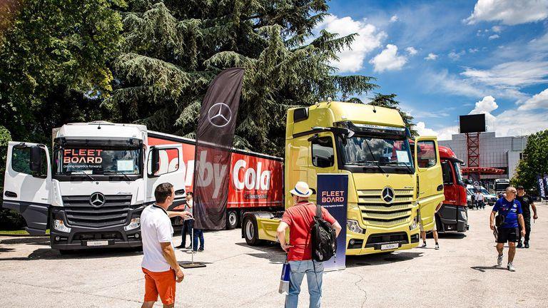 Ден на отворени врати за семейства и фенове на тежките машини в Пловдив