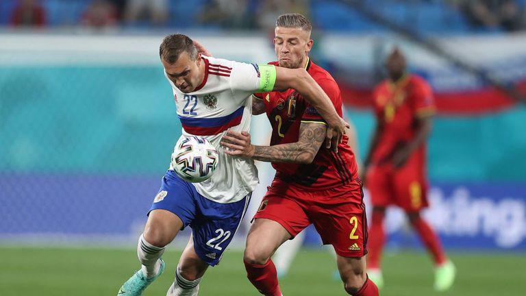 ПП Белгия - Русия 2:0