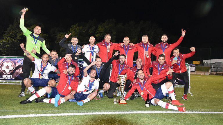 KЦM 2000 са шампионите на турнира URBAN CUP 2021 организиран от БАМФ