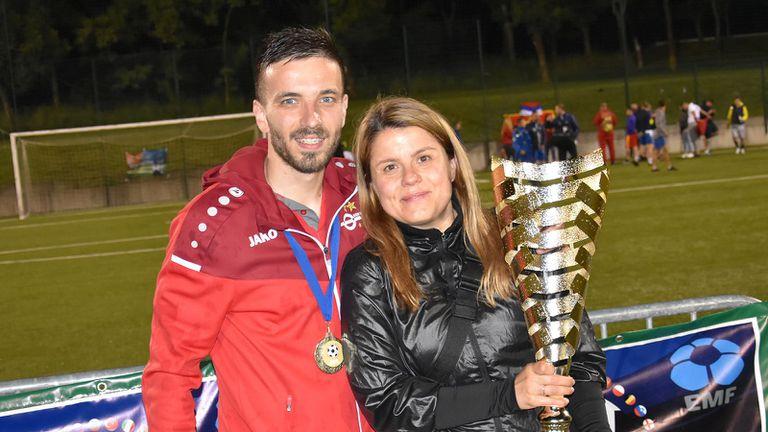 Васил Гуджев, КЦМ: Спечелихме URBAN CUP 2021 благодарение на сплотеността ни