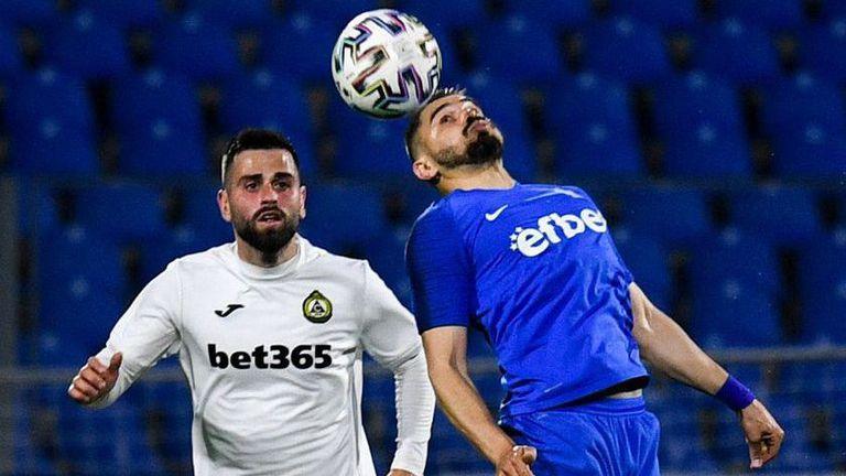 Славия и Арда ще определят първия финалист за Купата на Бългярия