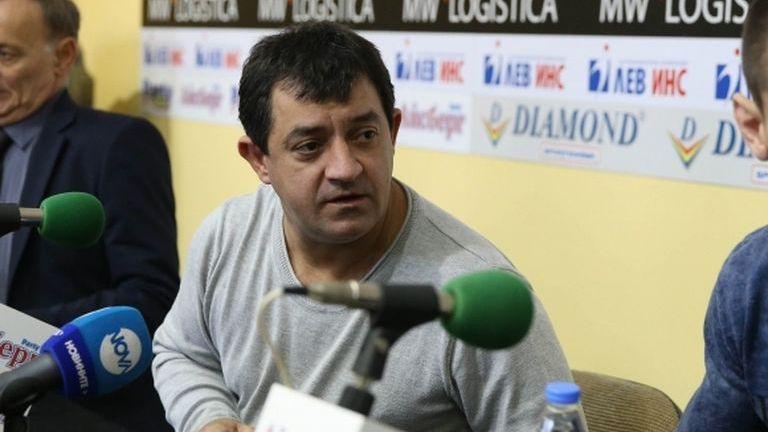 Треньорът на щангистите Иван Иванов: Елитен спортист не се става със средно положение