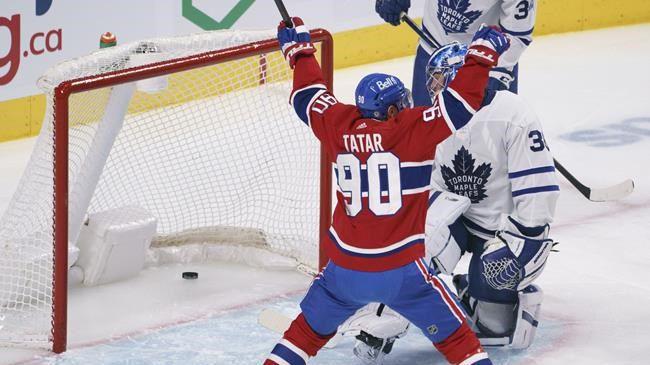 Монреал прекрати победната серия на Торонто в НХЛ