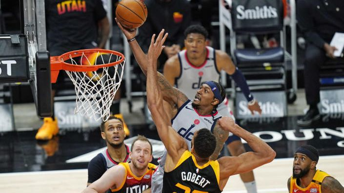 Вашингтон отнесе лидера в НБА Юта Джаз за втори път в рамките на месец