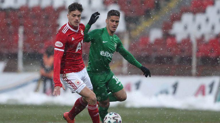 Сотириу може да е готов за мача с ЦСКА-София