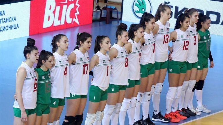 Събират за подготовка националния отбор за девойки U16