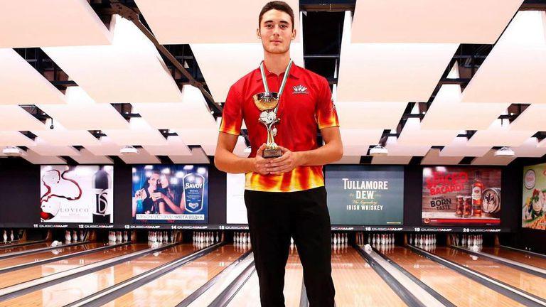 Любен Левичаров спечели кръг от Републиканското първенство по боулинг в А група