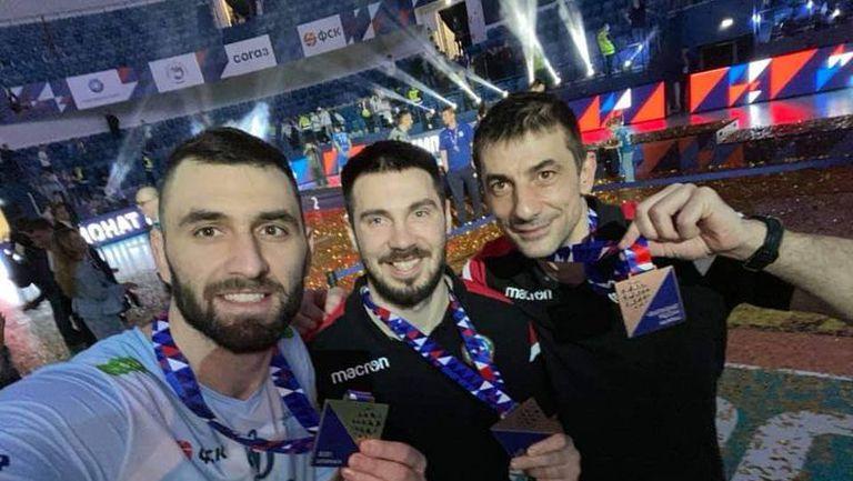 """""""Спорт-Експрес"""": Цветан Соколов е волейболният Левандовски"""