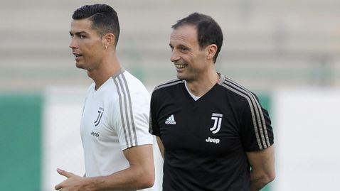 Алегри посъветвал Аниели да продаде Роналдо