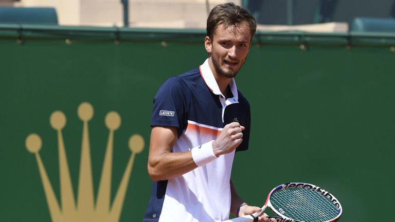 Медведев пропуска турнира в Монте Карло заради COVID-19