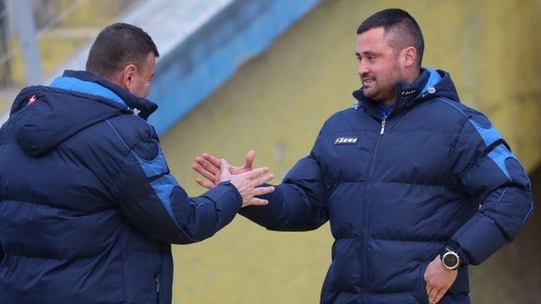 Ивайло Василев: Загубихме 2 точки, не съм доволен