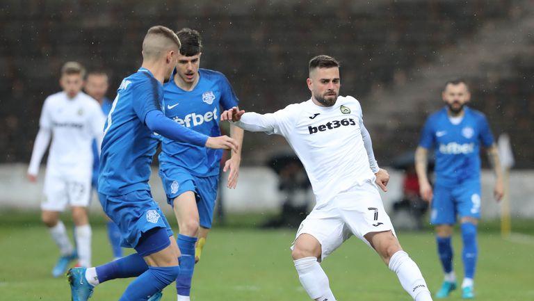 Арда надви Славия и се класира за исторически първи финал за Купата