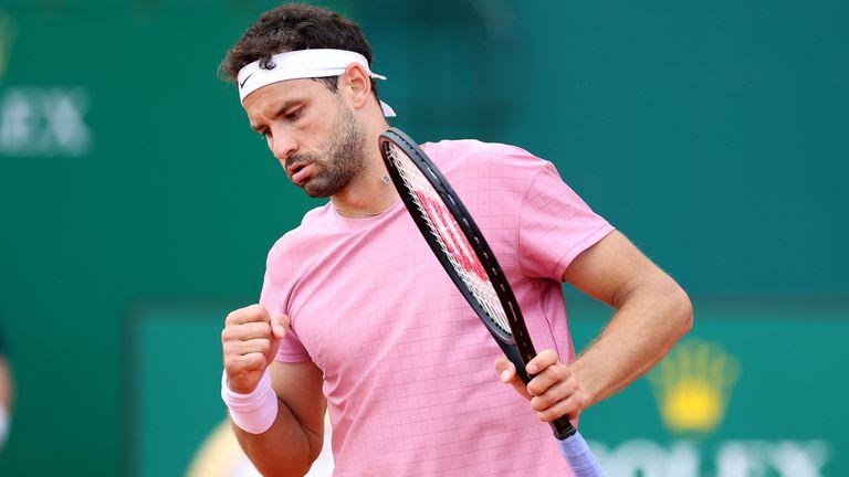 Григор Димитров потвърди участие на турнира в Барселона