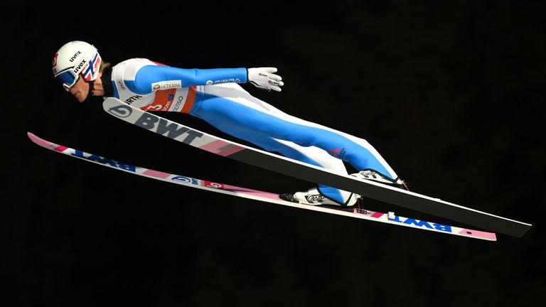 Норвежки скискачач изписан от болница след тежко падане миналия месец