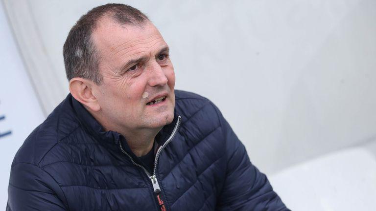 Загорчич: Арда заслужава този финал, Славия е доста далеко от визията, която имам