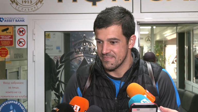 Иван Караджов: Поздравявам всички момчета и искам Лудогорец на финал