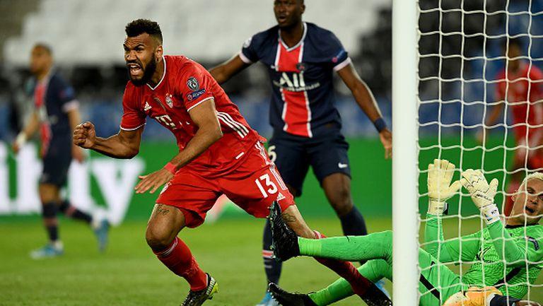 ПП Пари Сен Жермен - Байерн (Мюнхен) 0:1