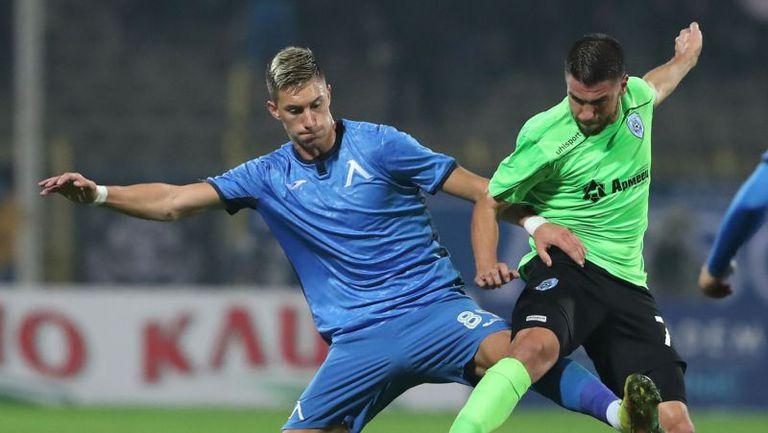 Последен шанс за Левски да атакува седмото място