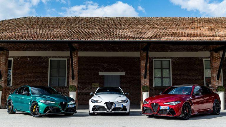 Alfa Romeo Giulia GTA: легендата се завръща