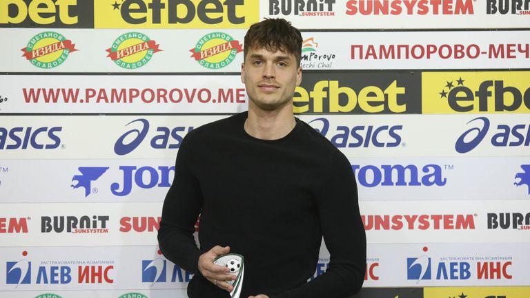 Юрген Матей е играч на 27 кръг