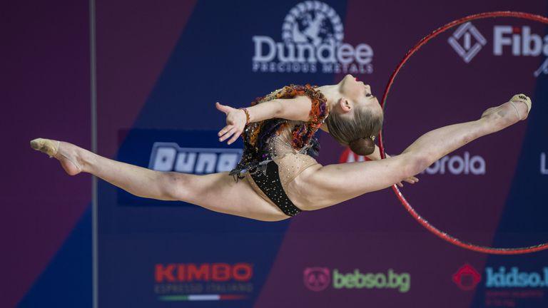 Звездите на художествената гимнастика – на живо по телевизията