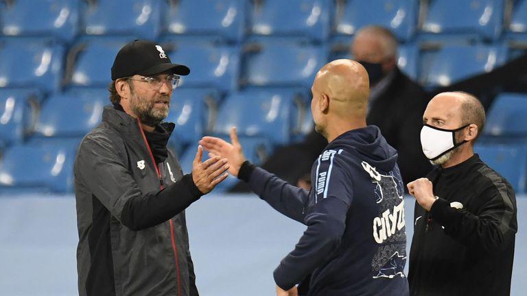 Гуардиола: Благодаря на Юрген и Карло, целта за следващия сезон е същата