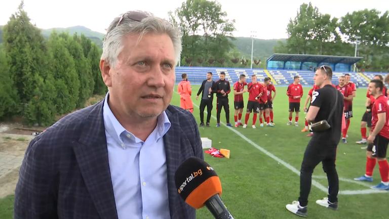 Иван Василев: Доволен съм, но искам догодина в първата шестица
