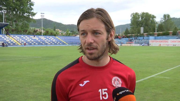 Николай Цветков: Много сме щастливи, надявам се да изградим един добър отбор, с който да радваме феновете