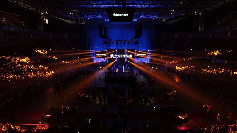 Бойци от 13 държави излизат на международното бойно шоу нa SENSHI 8